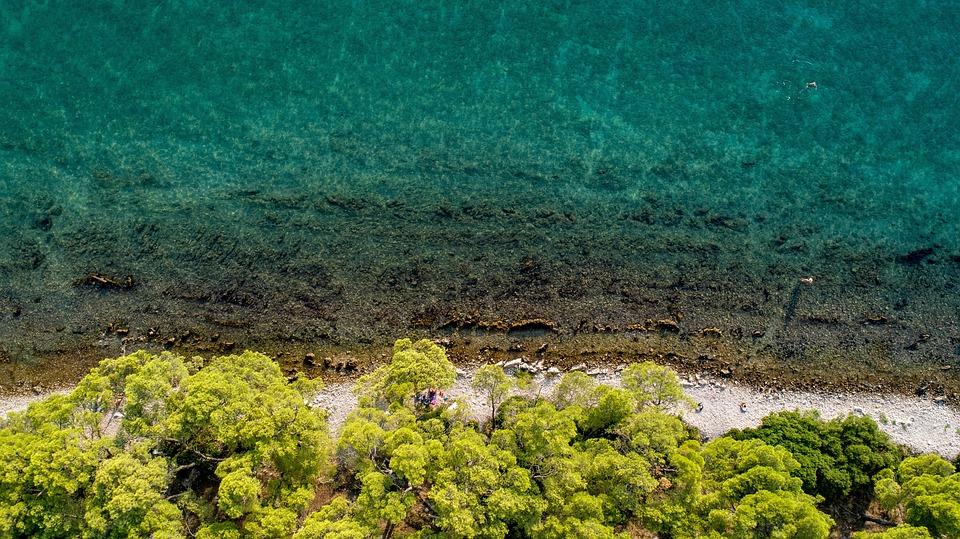 Sea, Adriatic Sea, Beach, Croatia, Summer, Travel