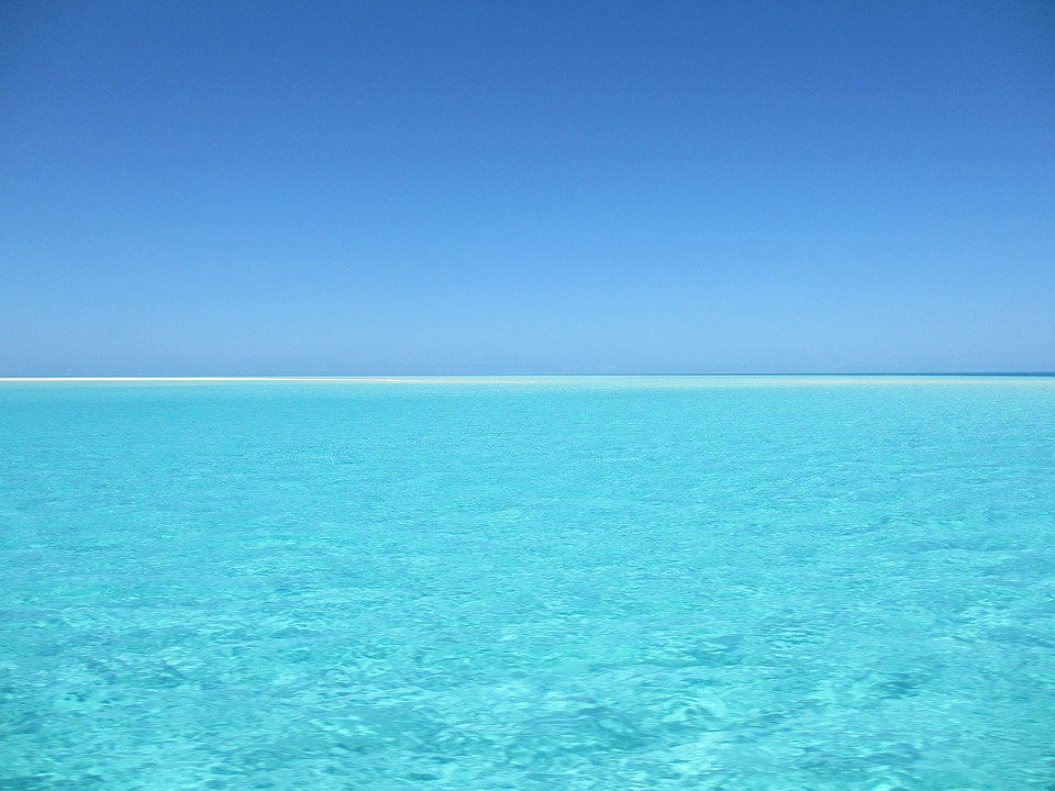 Sea, Beach, Ocean, Tropical, Paradise, Blue Water