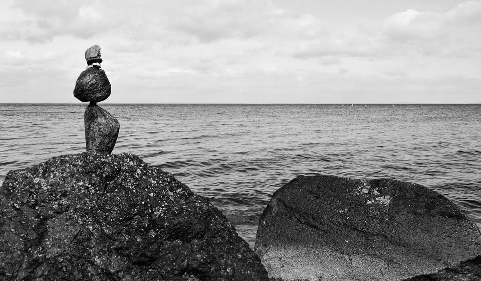 Baltic Sea, Stones, Sea, Beach, Water, Usedom