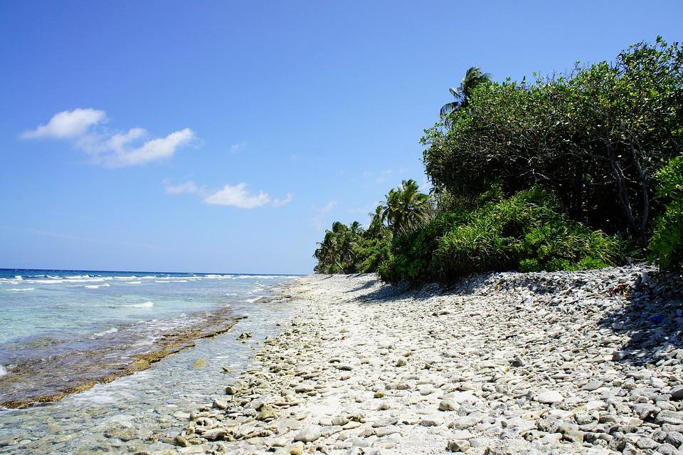 Maldives, Island, Blue, Water, Resort, Sea, Beach
