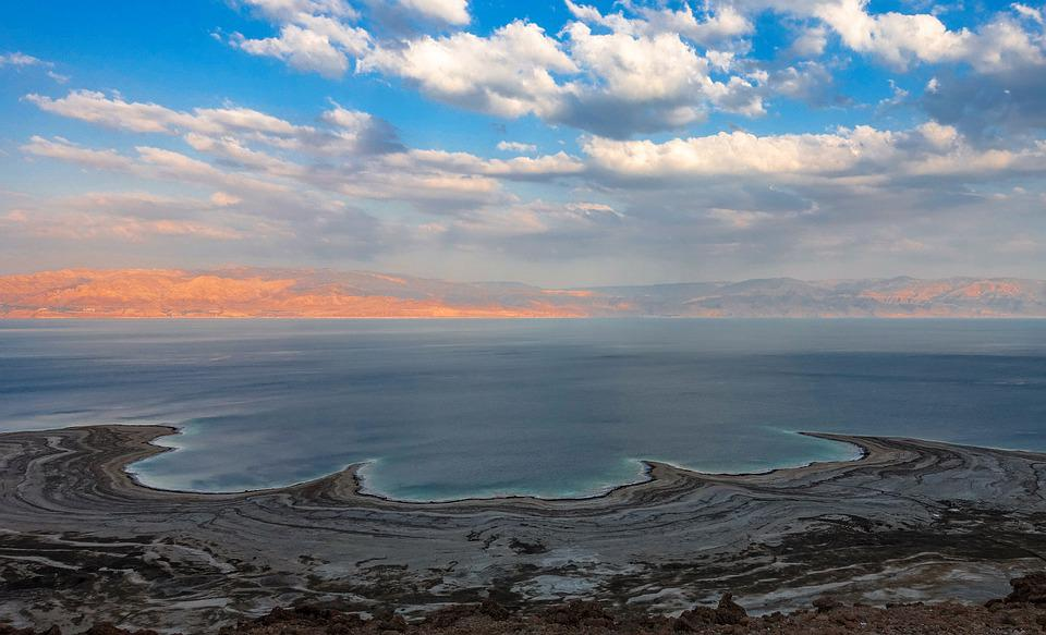 Sea, Dead Sea, Israel, Nature, Sand, Water, Beach