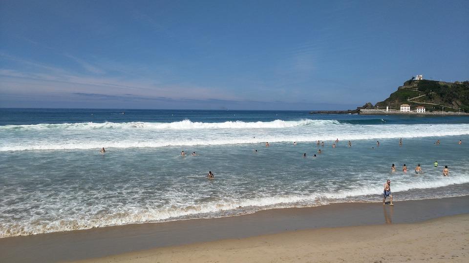 Beach, Summer, Water