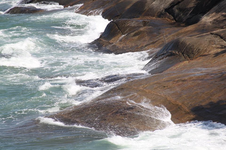 Waves, Stones, Beaches