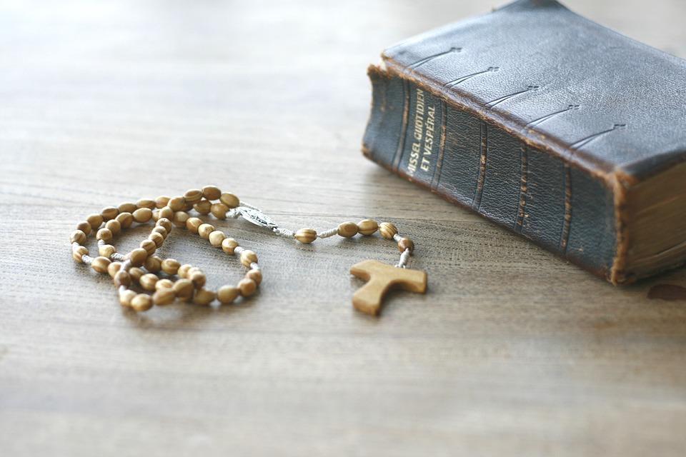 Rosary, Catholic, Prayer, Religion, Christianity, Beads