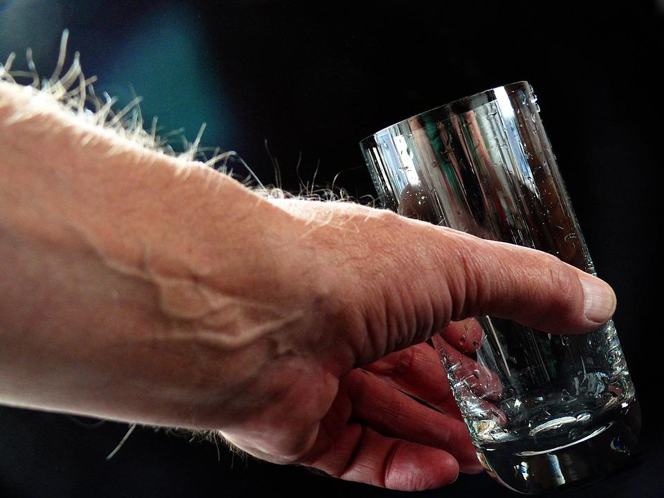 Beaker, Blue Gold, The Wet Element, Thirst, Drink
