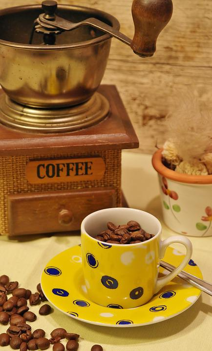 Coffee, Drink, Espresso, Cup, Caffeine, Breakfast, Bean
