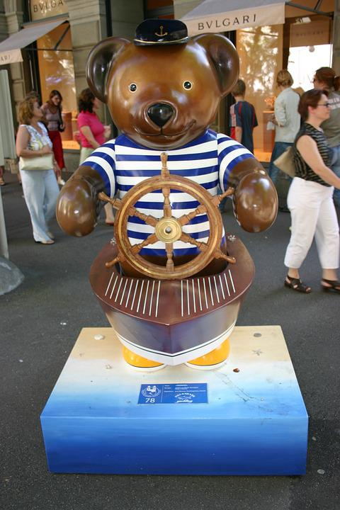 Zurich Bears, Bear, Animal