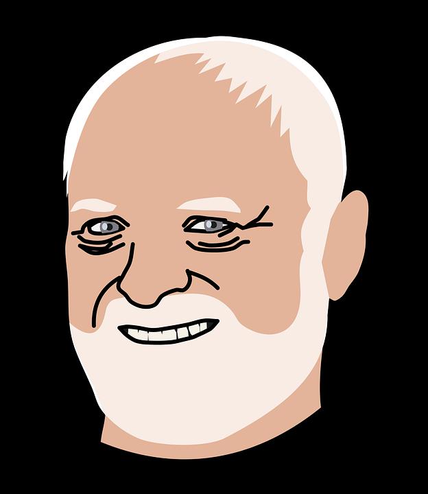 Beard, Face, Harold, Head, Man, Portrait