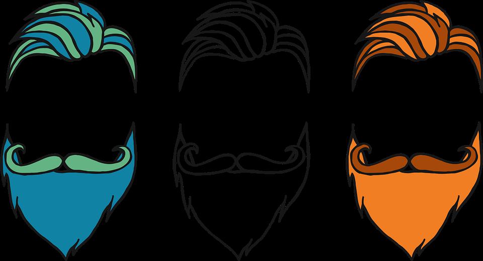 Hair Salon, Hair, Beard, Hairstyle, Barber, Model