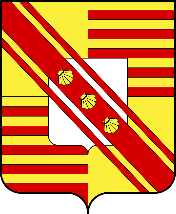 Beaufort Spontin, Belgium, Coat Of Arms, Heraldry
