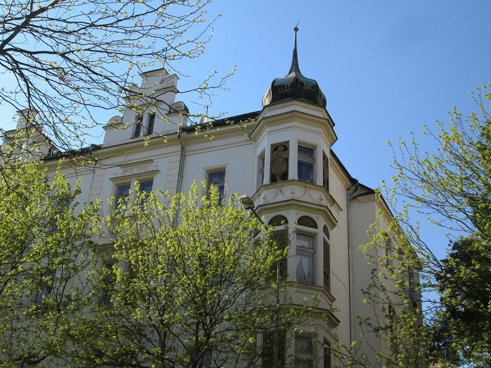 Beautiful Building, Prague, Art Nouveau, Excursion