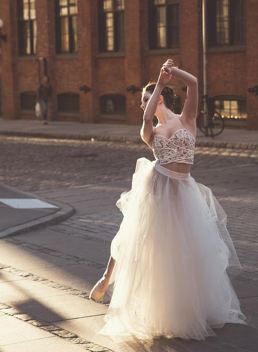 Beautiful, Ballet, Dancer, Female, Model, Person, Pose