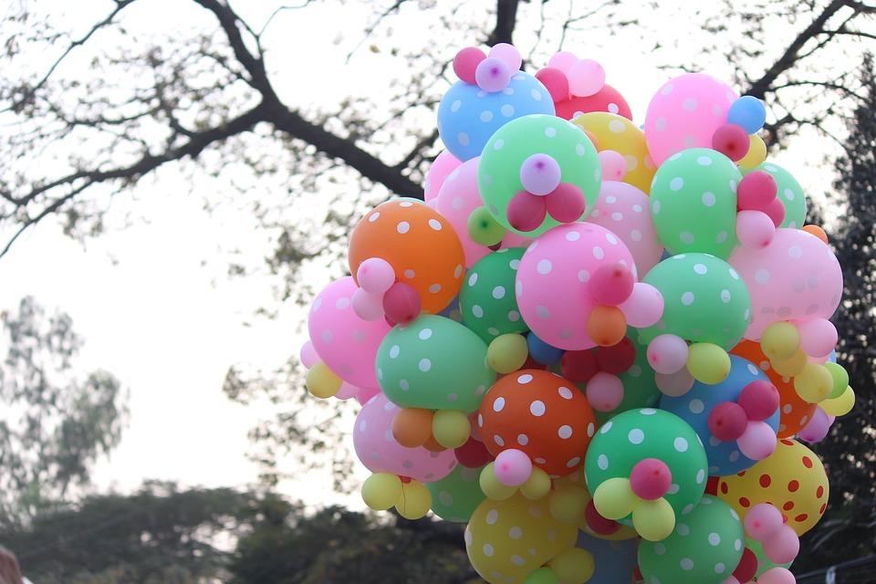 Balloon, Color, Fun, Beautiful