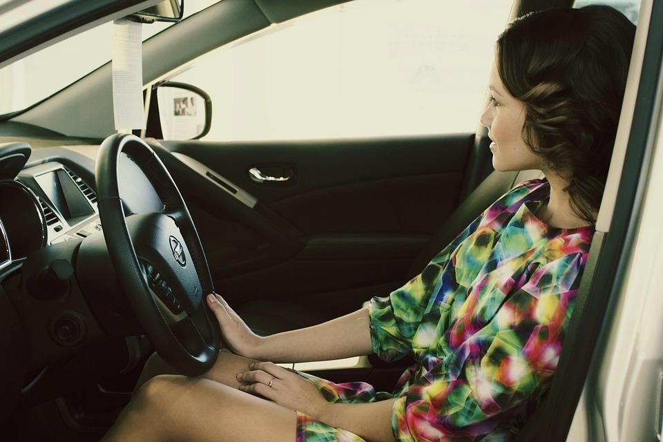 Auto, Beautiful Girl, Romance, Go Girl