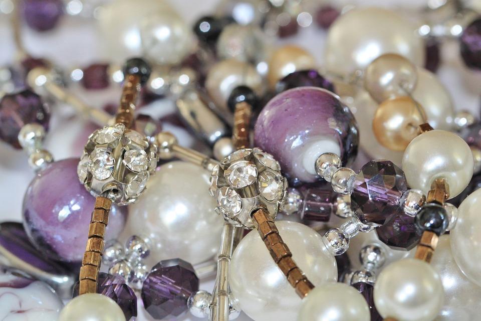 Jewellery, Beads, Chain, Necklace, Beautiful, Woman