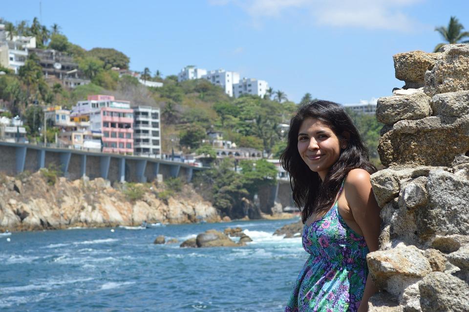 Women, Mexico, Model, Meet People, Beautiful, Acapulco