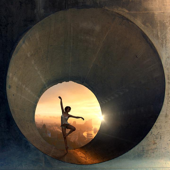 Cd Cover, Music, Dance, Girl, Beautiful, Mysterious