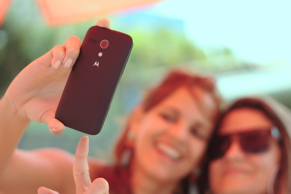 Selfie, Photo, Self-photo, Woman, Beautiful, Charm