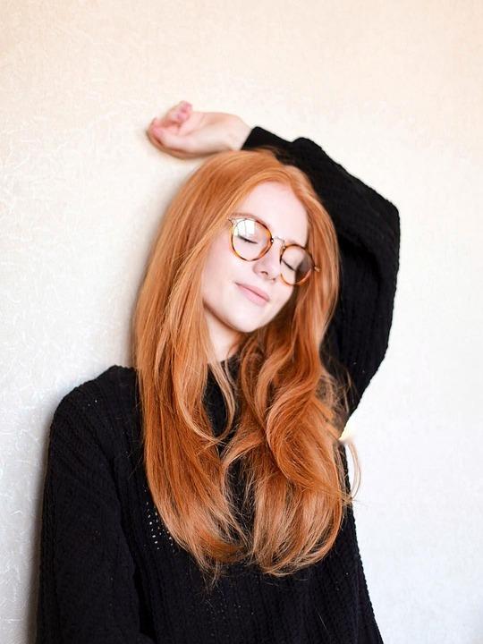 Woman, Beauty, Portrait, Girl, Redhead, Beautiful