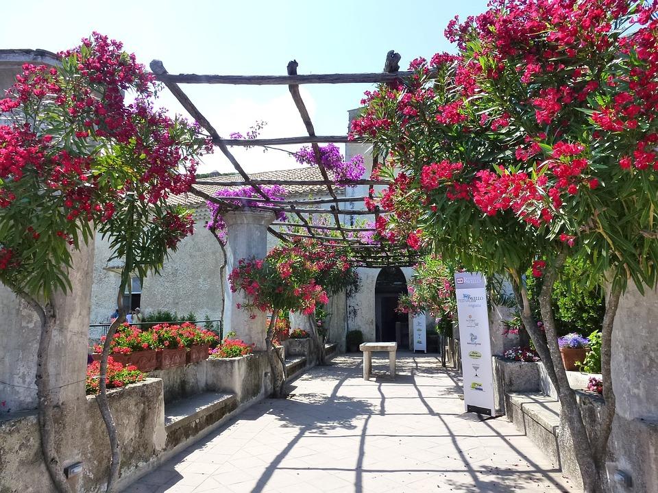 Ravelló, Beautiful, Gardens
