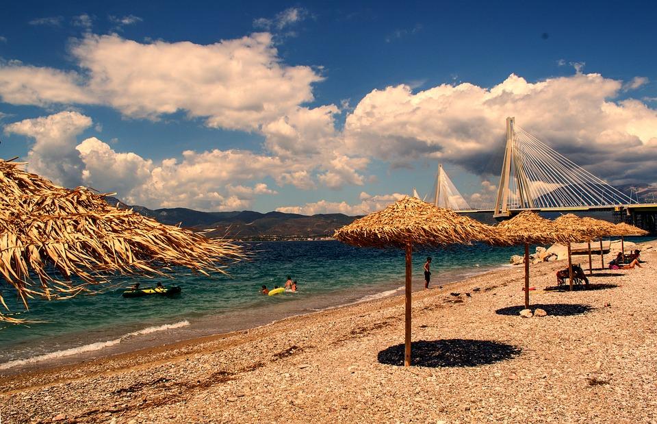 Beach Landscape Beautiful Seascape