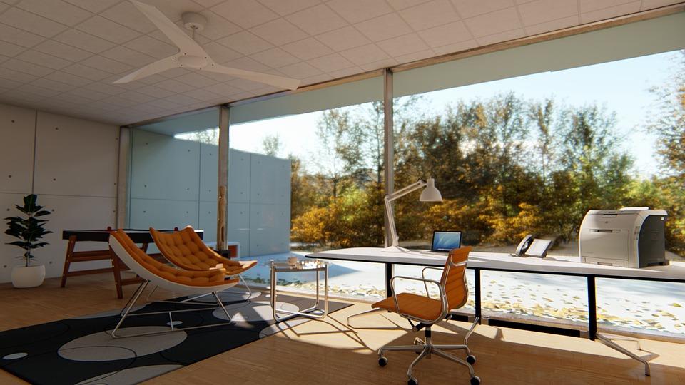 Window View, Beautiful View, Interior Design