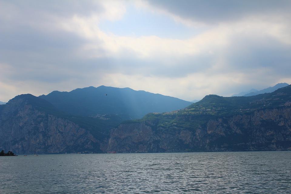 Lake, Clouds, Sky, Landscape, Beautiful, Scenic, Waters