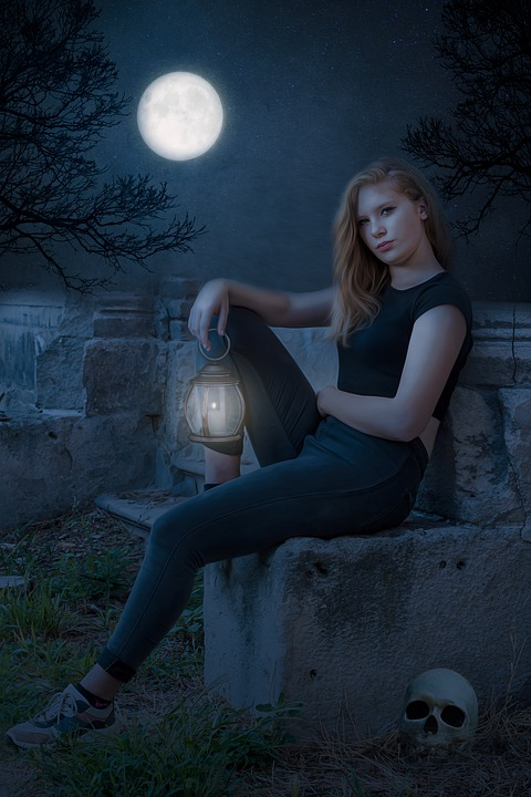 Fantasy, Dark, Gothic, Woman, Girl Young, Beauty, Model