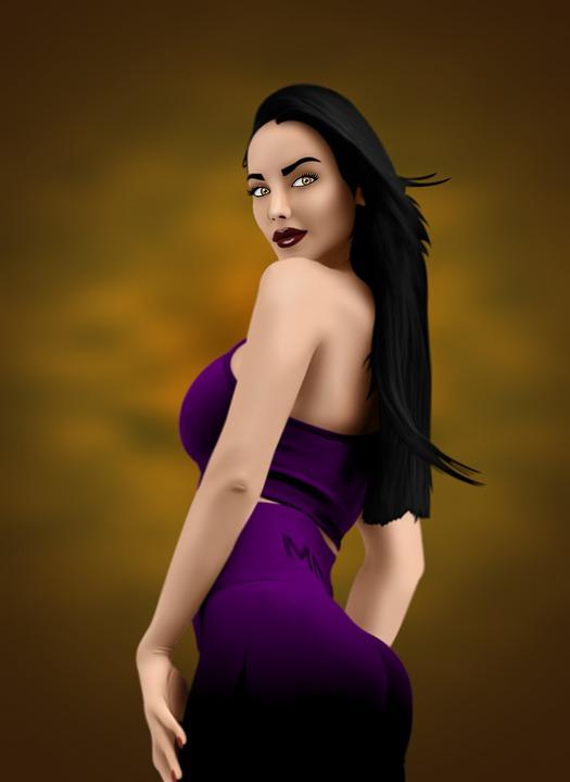 Model, Fashion, Beauty, Female, Pose, Creativity