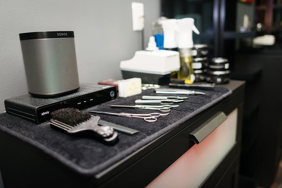 Hair Salon, Salon, Beauty Salon, Stylist, Haircut, Comb
