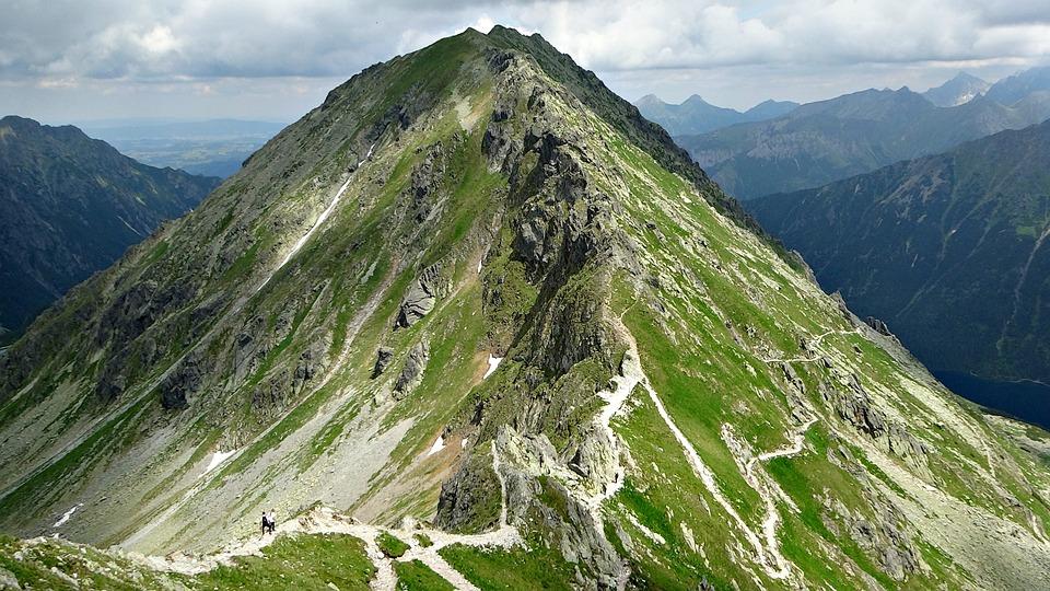 Mountains, Tatry, The High Tatras, Top, Beauty