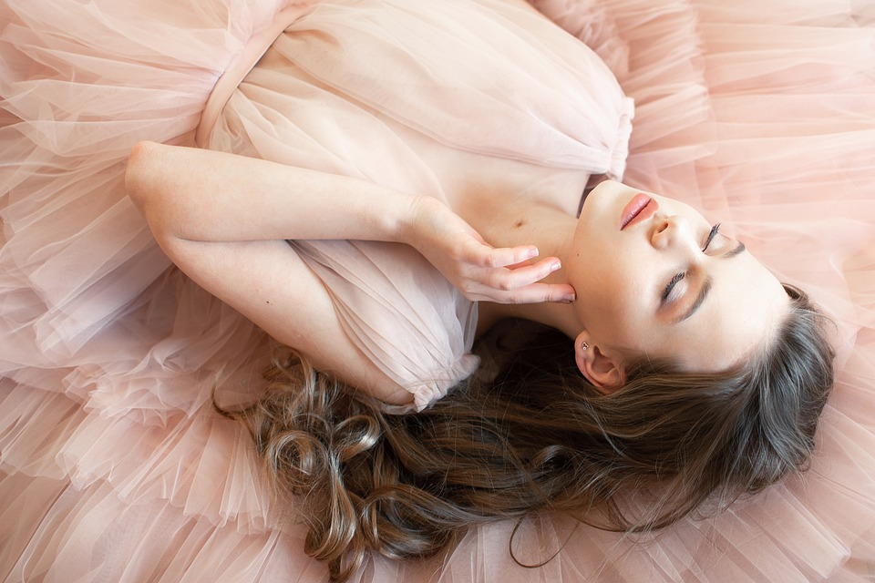 Girl, Beauty, Life, Tenderness, Woman, Person, Dress