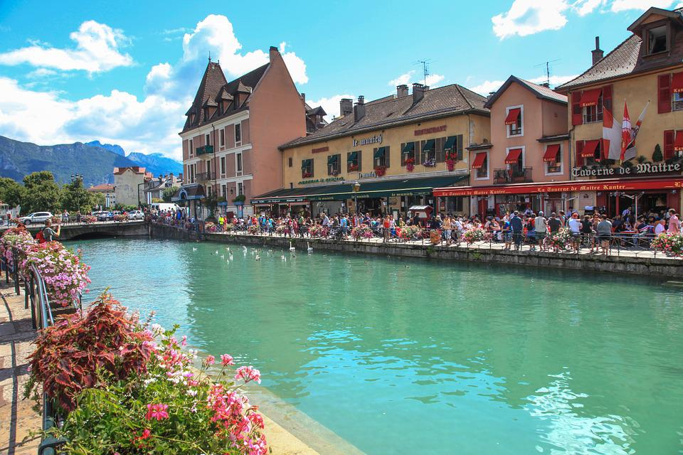 Annecy, Lake, City, Tourism, Water, Beauty, Annecy Lake