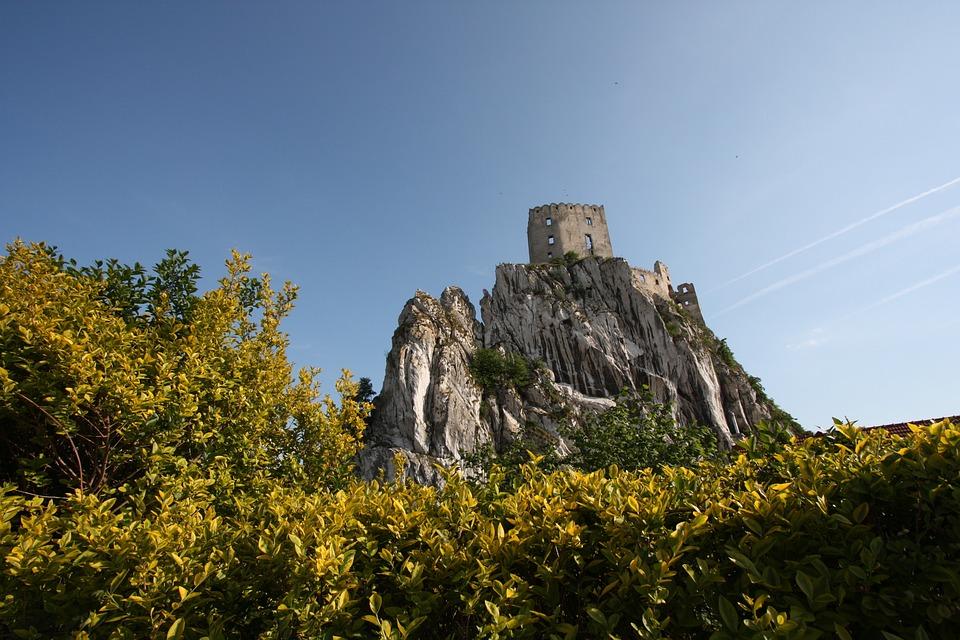 Castle, Beckov, Strength