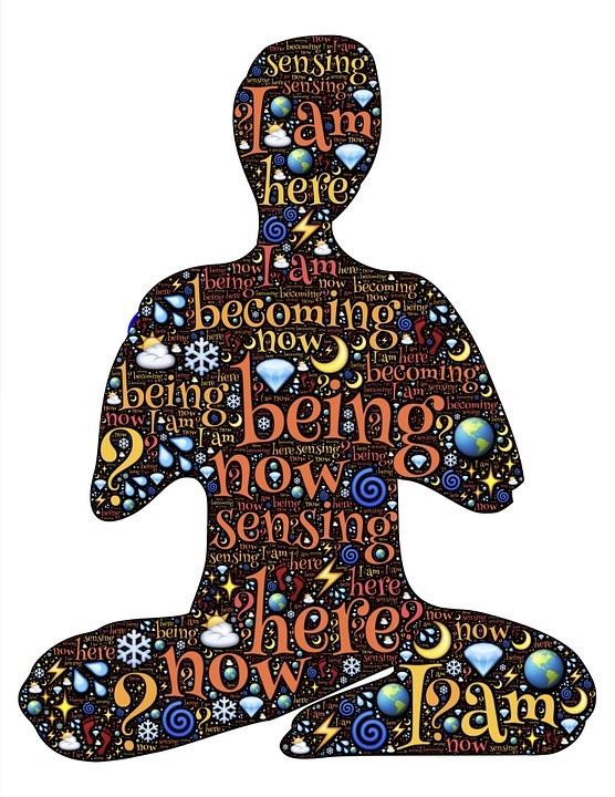 Meditation, Being, Presence, Sensing, Becoming, Here