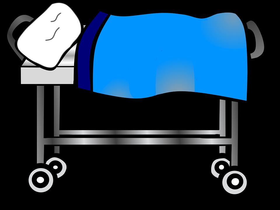Hospital, Clip Art, Bedside, Ambulance Service, Celled