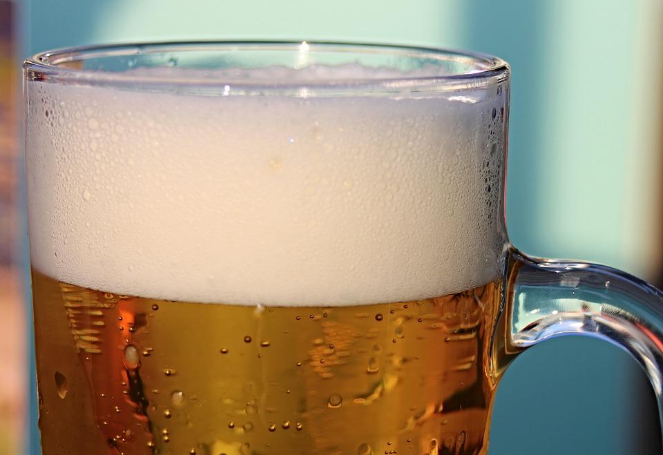 Beer, Beer Tankard, Beer Glass, Barley Juice, Drink
