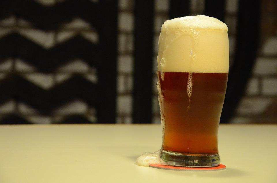 Beer, Drink, Glass