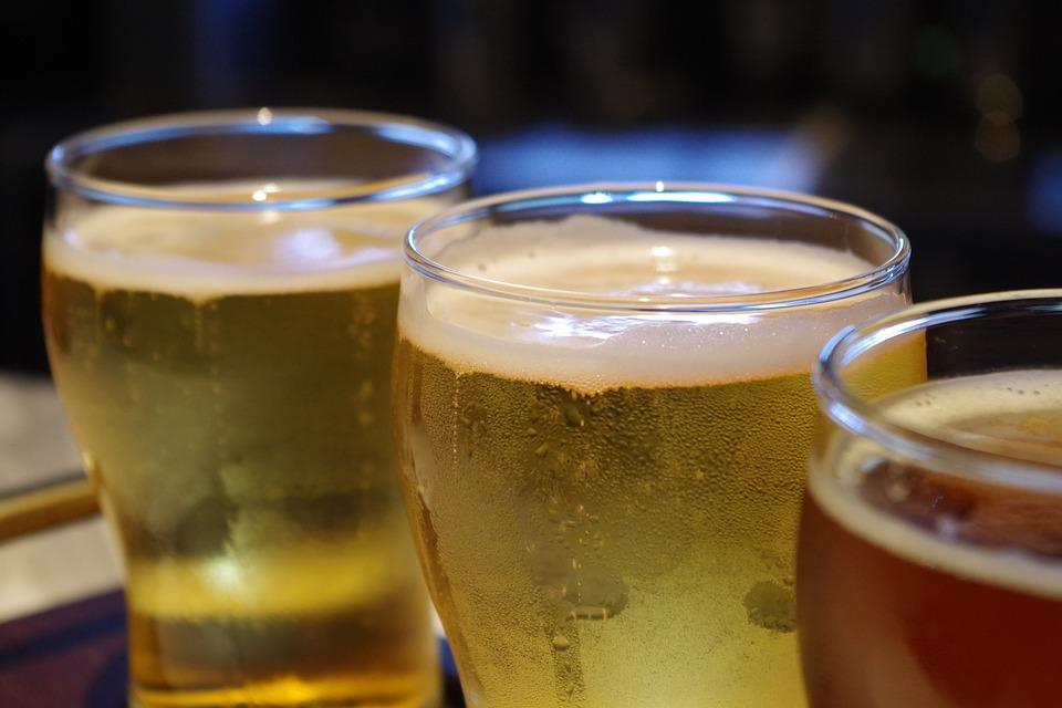 Beer, Glass, After Work, Drink, Alcohol, Beverages