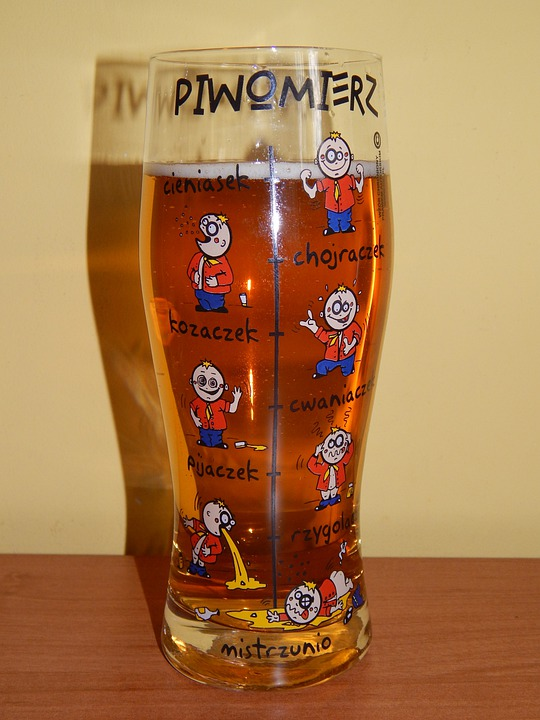 Beer, Alcohol, Pleasure