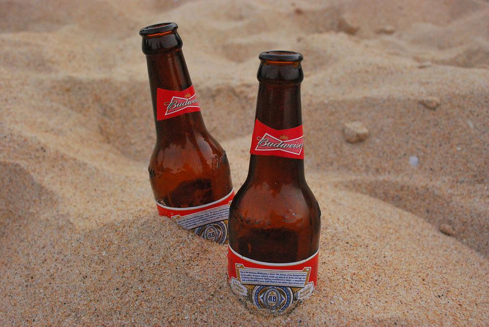 Beer, Sand, Alcohol, Friendship