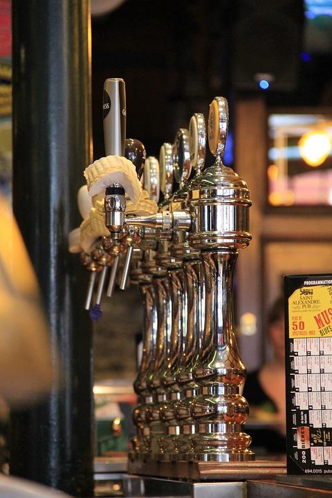 Beer, Beer Tap, Glitter