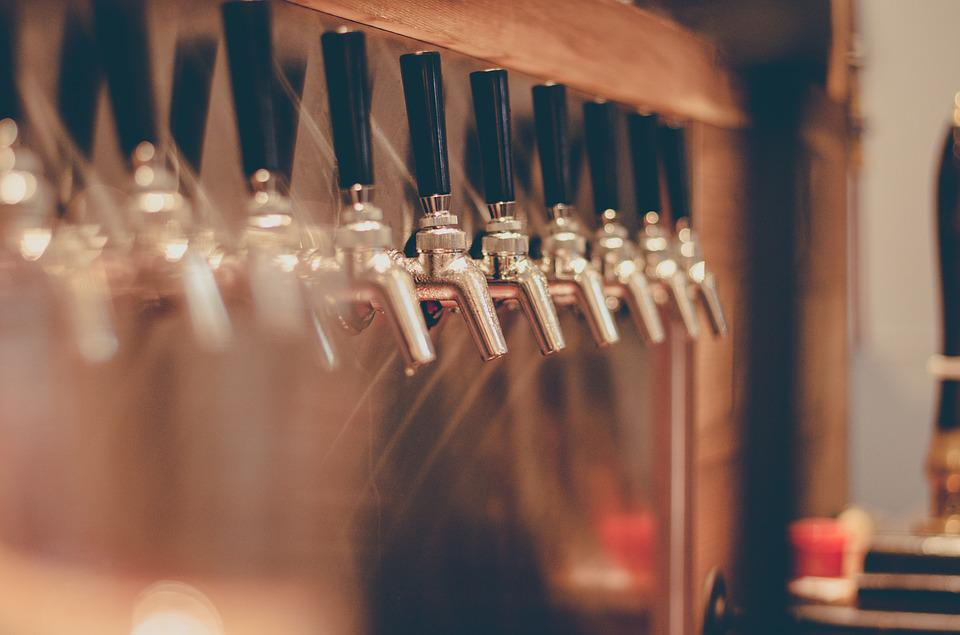 Beer Tap, Beer, Tap, Bar, Pub, Brewery, Lager, Brew