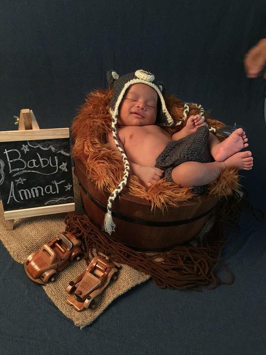 Photoshoot, Baby, Cute, Behind The Scene, Newborn