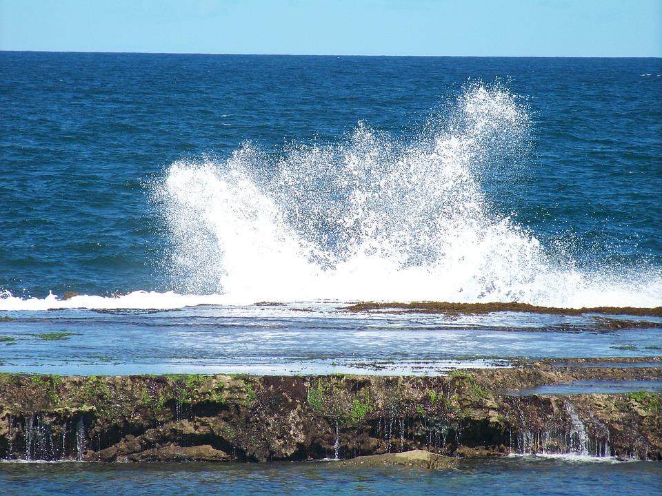 Mar, Beach, Beira Mar, Stones, Rocks, Water, Orla