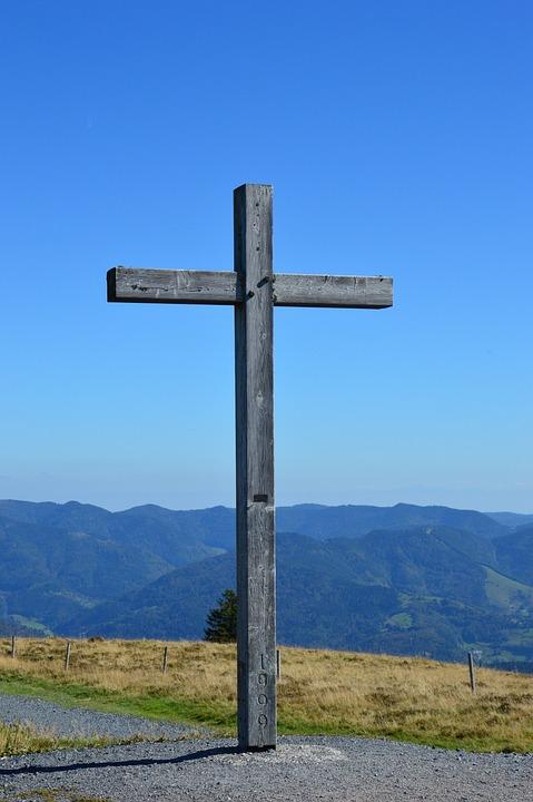 Belchen, Summit, Black Forest