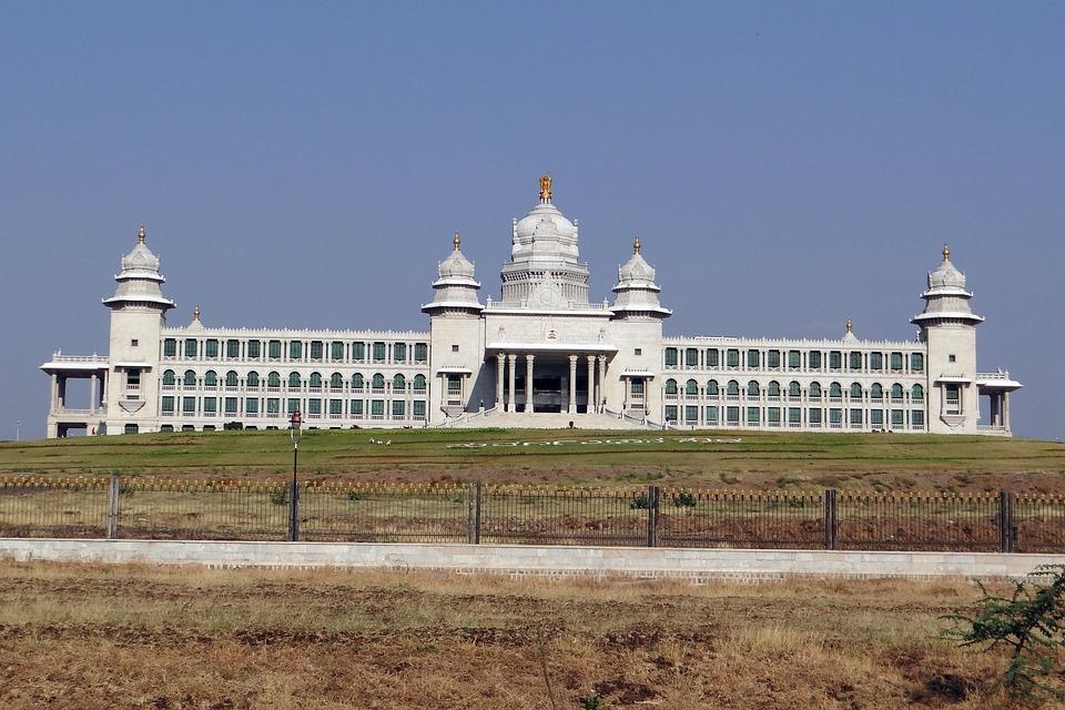 Suvarna Soudha, Legislative Building, Belgaum, New