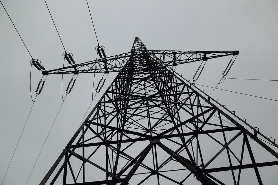 Belgium, Charlerois, Tower, Electricity, Architecture