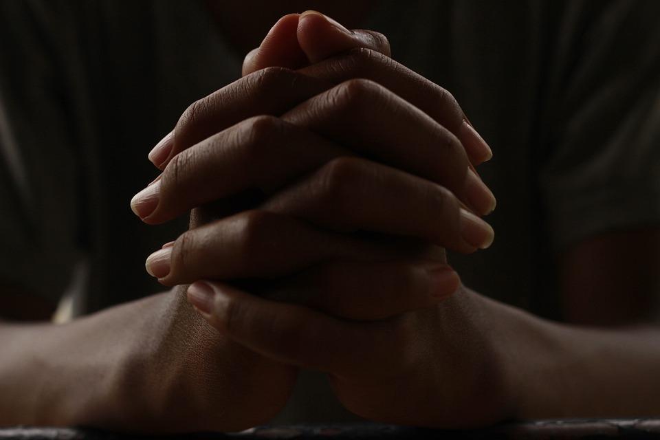 Hands, Praying, Worship, Belief, Cambodia