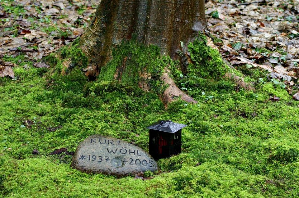 Cemetery, Mourning, Death, Faith, Cross, Believe